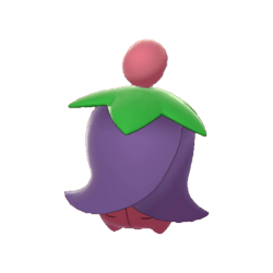 Pokemon Sword and Shield Cherrim