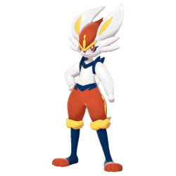 Pokemon Sword and Shield Cinderace