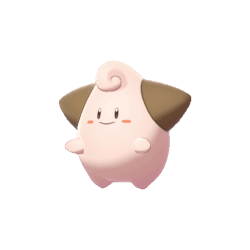 Pokemon Sword and Shield Cleffa
