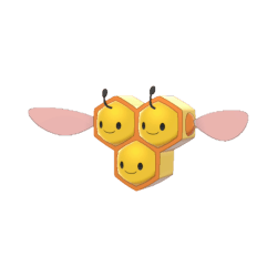 Pokemon Sword and Shield Combee