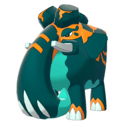 Pokemon Sword and Shield Copperajah