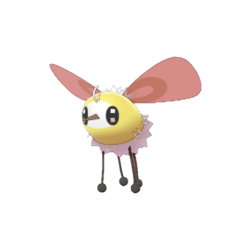 Pokemon Sword and Shield Cutiefly