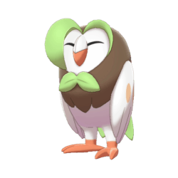 Pokemon Sword and Shield Dartrix