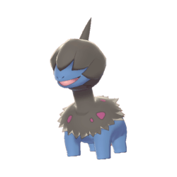 Pokemon Sword and Shield Deino