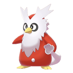 Pokemon Sword and Shield Delibird