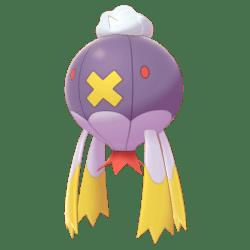 Pokemon Sword and Shield Drifblim