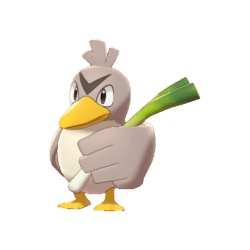 Pokemon Sword and Shield Farfetch'd