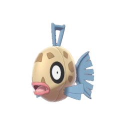 Pokemon Sword and Shield Feebas
