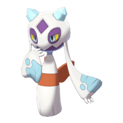 Pokemon Sword and Shield Froslass
