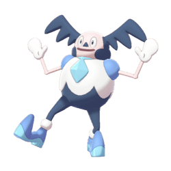 Pokemon Sword and Shield Galarian Mr. Mime