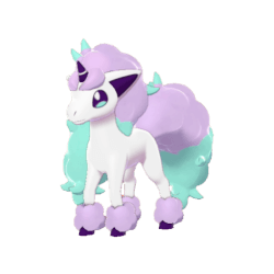 Pokemon Sword and Shield Galarian Ponyta