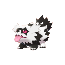 Pokemon Sword and Shield Galarian Zigzagoon