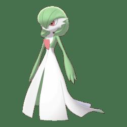 Pokemon Sword and Shield Gardevoir