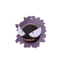 Pokemon Sword and Shield Gastly