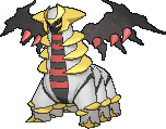 Pokemon Sword and Shield Giratina
