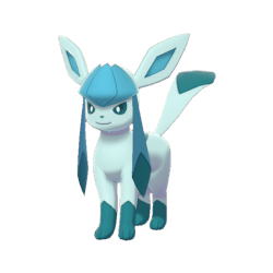 Pokemon Sword and Shield Glaceon