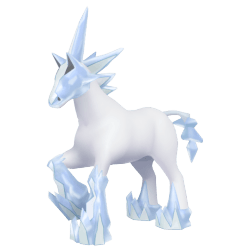 Pokemon Sword and Shield Glastrier