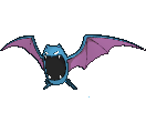 Pokemon Sword and Shield Golbat