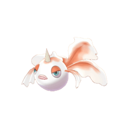 Pokemon Sword and Shield Goldeen