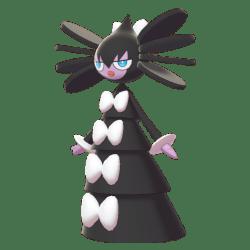 Pokemon Sword and Shield Gothitelle