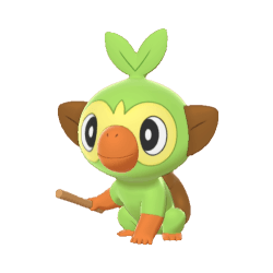 Pokemon Sword and Shield Grookey