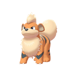 Pokemon Sword and Shield Growlithe