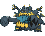 Pokemon Sword and Shield Guzzlord