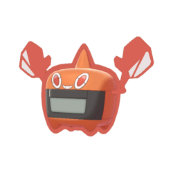 Pokemon Sword and Shield Heat Rotom