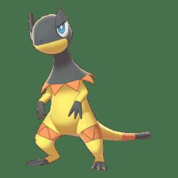 Pokemon Sword and Shield Heliolisk