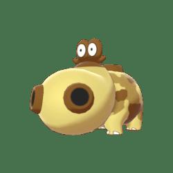 Pokemon Sword and Shield Hippopotas