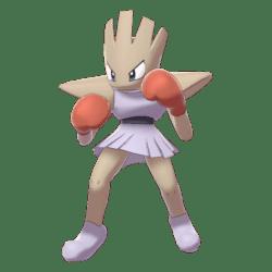 Pokemon Sword and Shield Hitmonchan