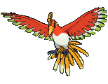 Pokemon Sword and Shield Ho-Oh