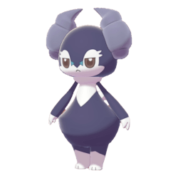 Pokemon Sword and Shield Indeedee
