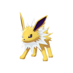 Pokemon Sword and Shield Jolteon