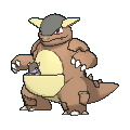 Pokemon Sword and Shield Kangaskhan