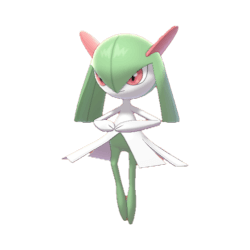 Pokemon Sword and Shield Kirlia