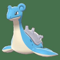 Pokemon Sword and Shield Lapras