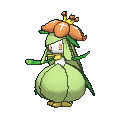 Pokemon Sword and Shield Lilligant