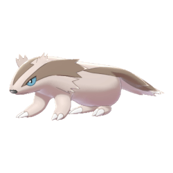 Pokemon Sword and Shield Linoone