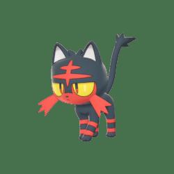 Pokemon Sword and Shield Litten