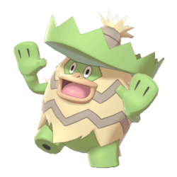 Pokemon Sword and Shield Ludicolo