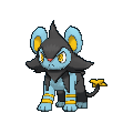 Pokemon Sword and Shield Luxio