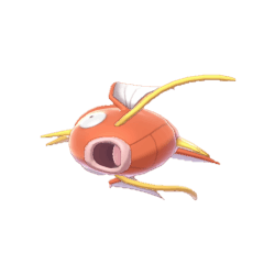 Pokemon Sword and Shield Magikarp