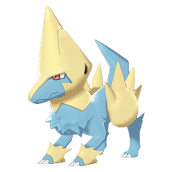 Pokemon Sword and Shield Manectric