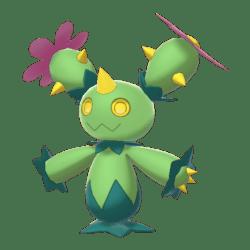 Pokemon Sword and Shield Maractus