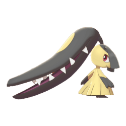 Pokemon Sword and Shield Mawile