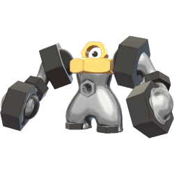 Pokemon Sword and Shield Melmetal