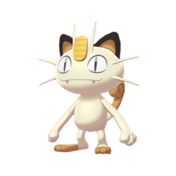 Pokemon Sword and Shield Meowth