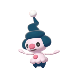 Pokemon Sword and Shield Mime Jr.