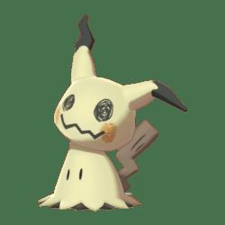 Pokemon Sword and Shield Mimikyu